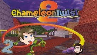 Chameleon Twist 2: Burgerland - EPISODE 2 - Friends Without Benefits