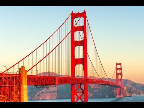 Travel to United States: Golden Gate Bridge  San Francisco, USA