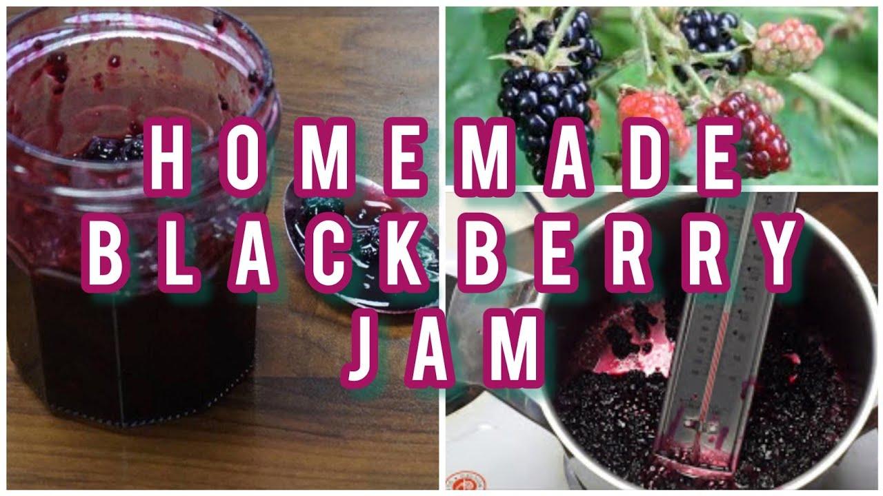 How to make strawberry jam without pectin uk