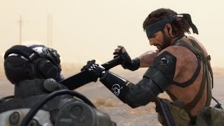 MGS5 - Ep.29: [Metallic Archaea] - No Traces / CQC + Vehicle strategy