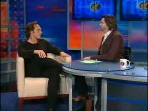 William Fichtner on the Gordon Keith Show