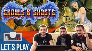 GHOULS'N GHOSTS [SuperGrafX] - Let's Play FR