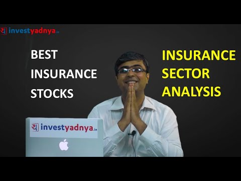 Insurance Sector Analysis (in Hindi) | Best Multibagger Insurance Company Stocks For Decades