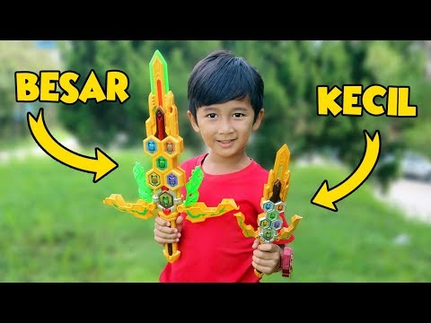 Pedang Imperial Besar Legend Hero Toys Review