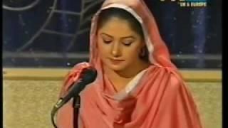 Amad-e-Mustafa Marhaba Marhaba ( Hina Nasr Ullah ) Naat -e - Rasool (SAW).flv