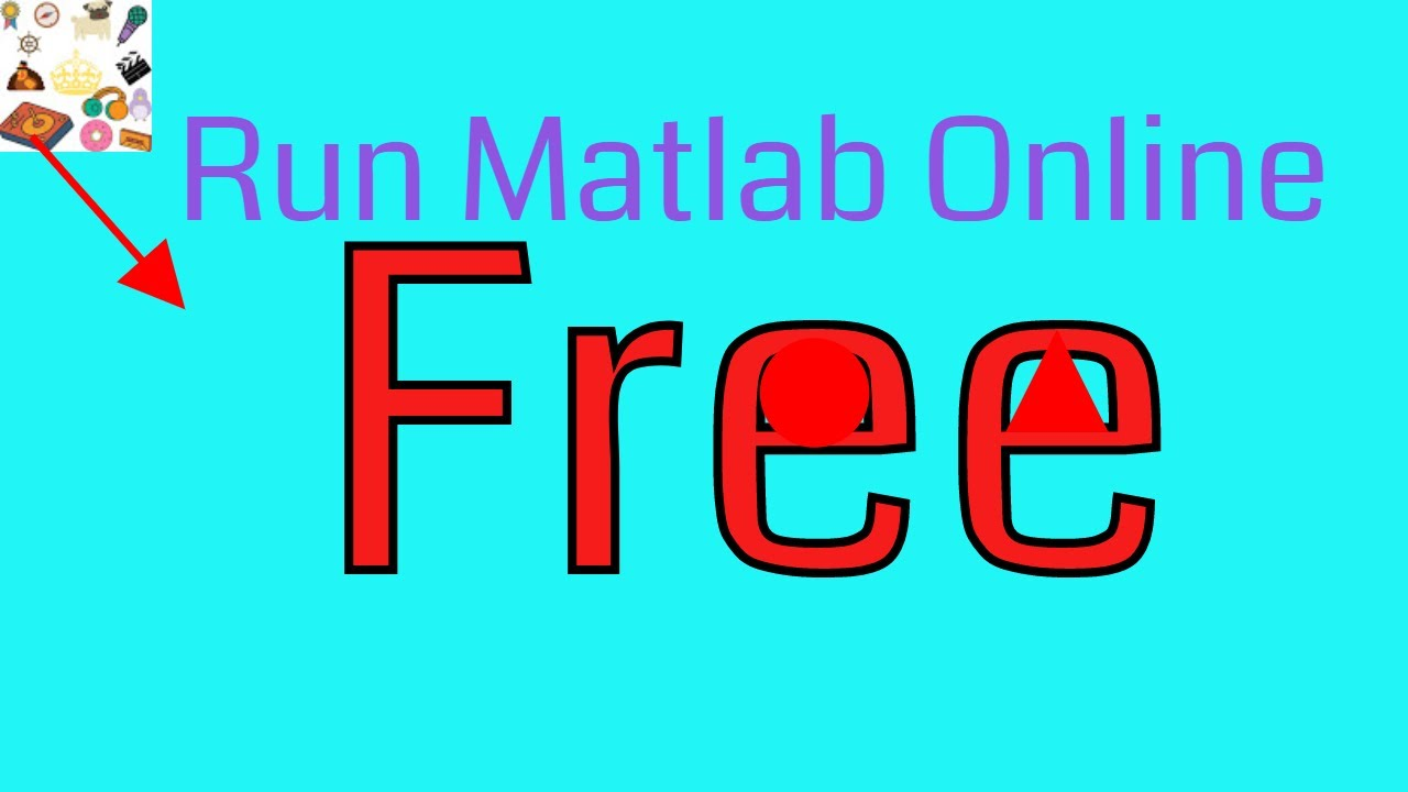 How to execute Matlab programs online