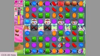 Candy Crush Saga level 962 No Boosters