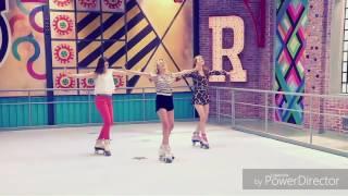 Ámbar Delfi  Y Jazmín chicas así ( videoclip)