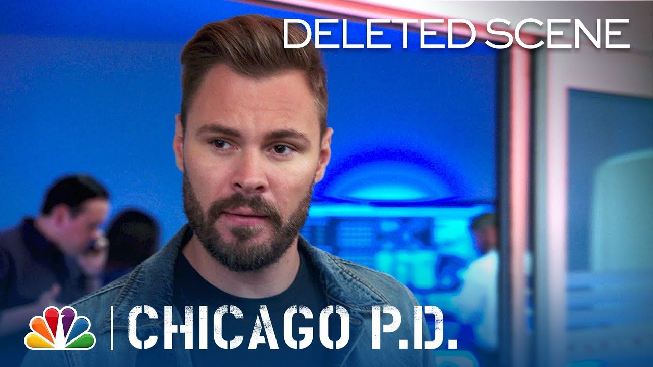 Season 6 Episode 3 Upton And Ruzek Talk About Jay Chicago Pd Deleted Scene