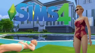 Pool Party! // The Sims