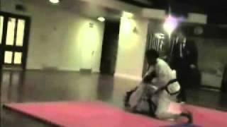 Taekwon-do 2nd Dan Black Belt Grading, April 2011