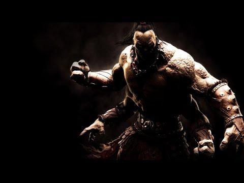 Горо в Mortal Kombat X