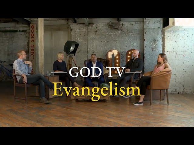 Questioning Christianity God TV Evangelism