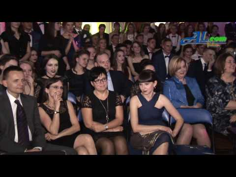 Studniówka 2017  XXVI LO w Łodzi Część Artystyczna Prom 2017 Full HD ALCOMFILM
