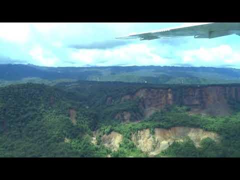 MAF PNG Earthquake