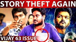 Breaking : Vijay 63 On Issue | Story Theft Again…?