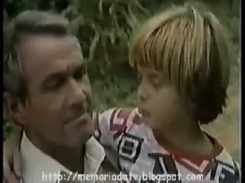 O meu pé de Laranja Lima 1980 - BAND - Último Capítulo
