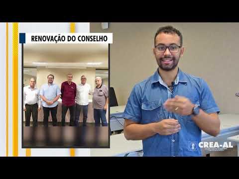 Crea empossa conselheiros e elege nova diretoria - Minuto Crea-AL