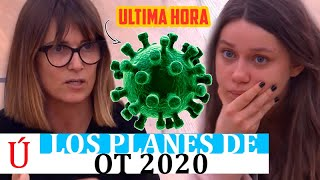 Así le dirá OT 2020 lo del VlRU$ a Eva, Hugo, Samantha, Nia, Flavio, Anajú, Gerard, Bruno y Maialen