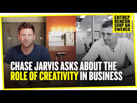Chase Jarvis Asks About The Role of Creativity in Business
