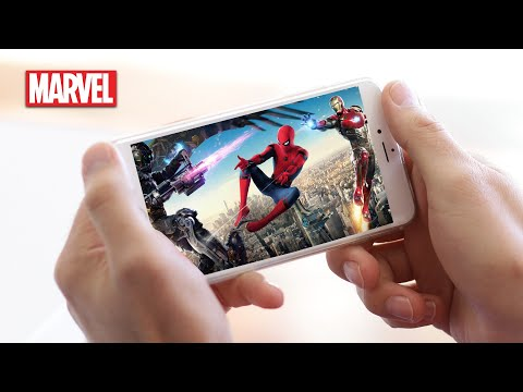 Top 10 SPIDERMAN Games for Android of 2018