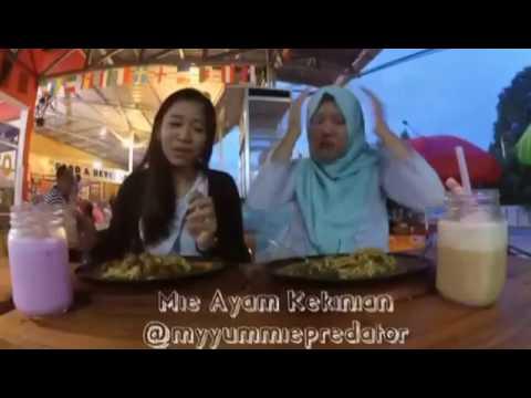 KULINER : Rahasia Pedas nya Mie Hot Plate Predator Level Jahanam Kuliner Bengkulu