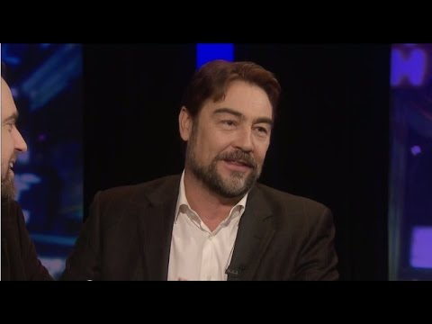 Nathaniel Parker in Theater Talk 'Wolf Hall'