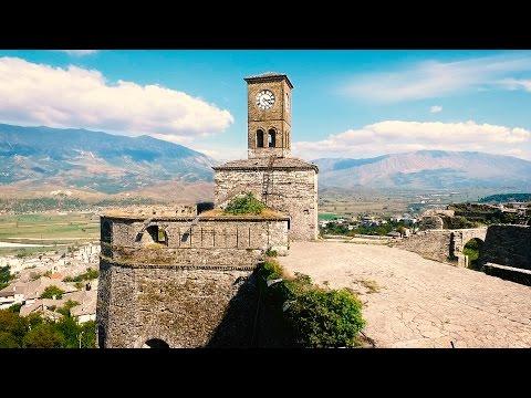 "Gjirokaster, Albania ""City of Stone"""