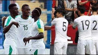 Corée du Sud vs Senegal Prédictions 11/06/2018