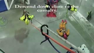 IRATA L3: Mid Transfer (Loop) Rescue