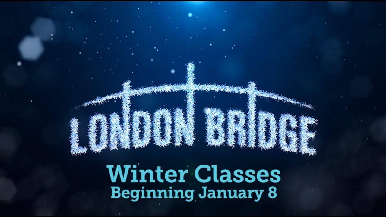 Winter 2020 Classes.Winter Classes 2020