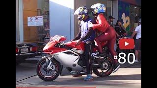 Motos esportivas acelerando em Curitiba #80