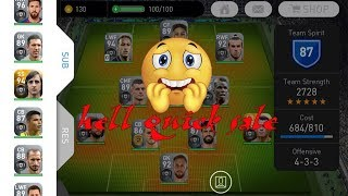 PES Mobile 2018  hell quick sale