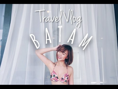 TRAVEL VLOG: Batam 2016 | BEATRICENHX