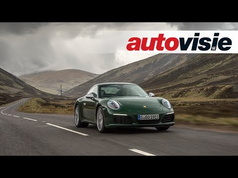 Download Youtube: Met Porsche 911 nr 1.000.000 door Schotland - by Autovisie TV