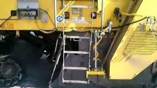 Система нивелирования  MOBA(Система нивелирования MOBA с тремя датчиками. Фреза BOMAG 2000/60-2., 2014-05-08T09:55:46.000Z)