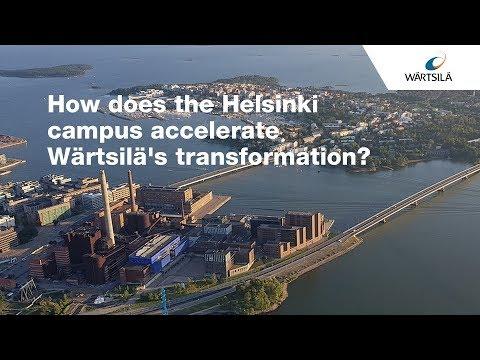 Helsinki Campus | Wärtsilä