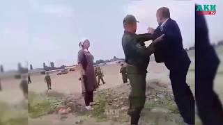 Пограничники Кыргызстана связали военнослужащих Таджикистана после стрельбы