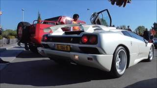 Supercars & Classics 2016 Classic Park in Boxtel, The Netherlands L...