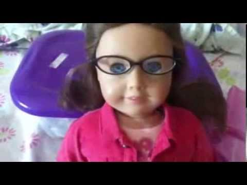 Restoring My American Girl Doll #23(Marie): Skin Cleaning (August 14, 2013)