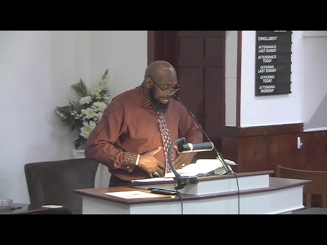 03-10-2021 - Hour Of Power Bible Study with Pastor Kevin T. Daniels, Sr.