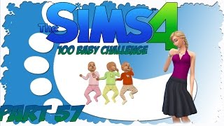 Die Sims4 - 100 Baby Challenge - Teil 57 - Hurra es ist Wochenende (HD/Lets Play)