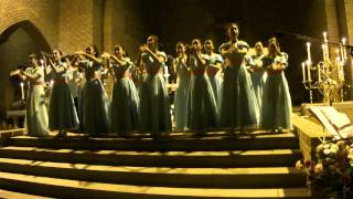 "The Loboc Children's Choir ""All Things Bright & Beautiful"", International Tour 2011 in Europe"