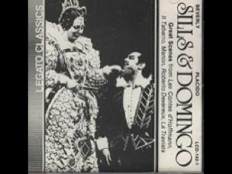 Les Contes d'Hoffmann - P.Domingo, B.Sills, N.Treigle (1968)