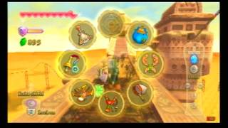 The Legend of Zelda Skyward Sword: Traveling Through the Shipyard