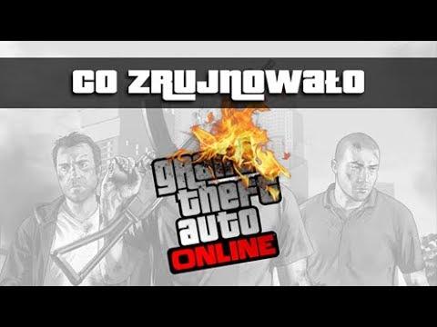 Co zrujnowało GTA Online?