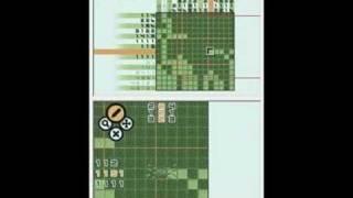 Picross DS - Normal 2-D - Gazelle