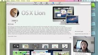 Como descargar Mac OS X Lion desde la App Store de Lion