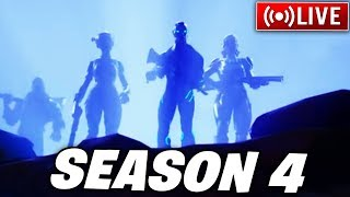 SEASON 4 IS ER EINDELIJK! | Fortnite Battle Royale [NL/Nederlands]