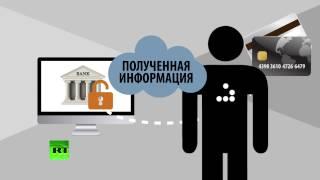 Хакеры из России и Украины украли 300 млн долларов США